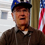 Charles W Early, Vetrean of the Battle of the Bulge