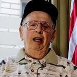 "Richard ""Dick"" Switzer, Veteran of the Battle of the Bulge"