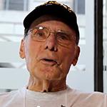 Dick Williams, Veteran of the Battle of the Bulge