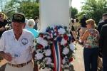 Jack Stitzinger at the Wreath