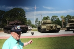 Mike Levin and Tanks