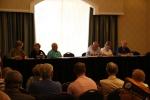 VBOB Executive Council on the Dias
